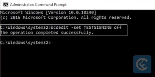 cara mengatasi test mode windows