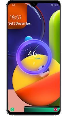 Themes SAMSUNG A50S UI Premium