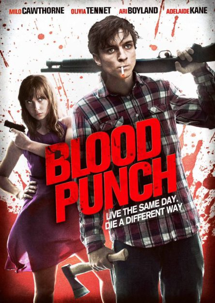 Blood Punch (2014) ταινιες online seires oipeirates greek subs