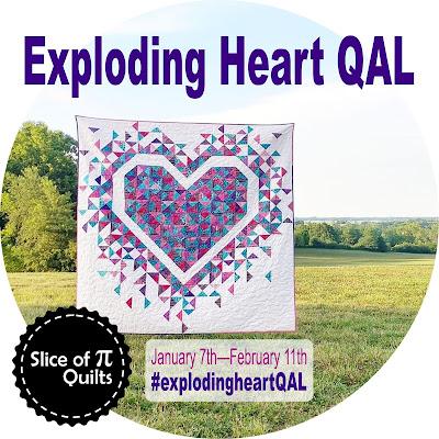 Exploding Heart QAL
