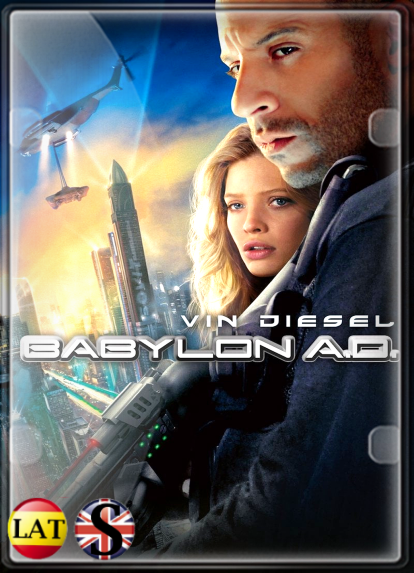 Misión Babilonia (2008) EXTENDED FULL HD 1080P LATINO/INGLES