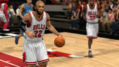NBA 2K13 Taj Gibson Bulls Playoffs Update