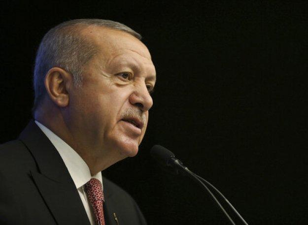 Ερντογάν: Θα αγωνιστούμε μέχρι να εκδοθεί η απόφαση για τις δημοτικές εκλογές