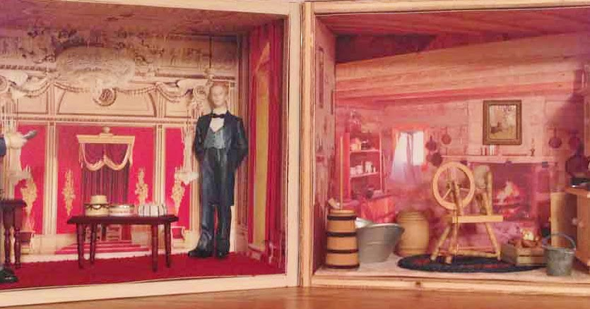 Dollhouse Decorating Dollhouse Wall Boxes