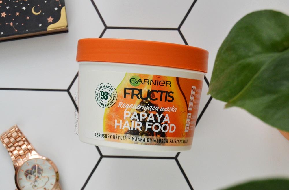 garnier fructis papaya