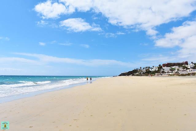 Playa de Costa Calma, Fuerteventura