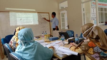 Pemaparan Klausul ISO 17025 secara In-Housed Bersama Seluruh Jajaran Manajerial Laboratorium