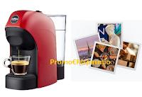 Logo Lavazza ''Una domenica da condividere'': vinci gratis 21 Macchine espresso, forniture e weekend a Torino