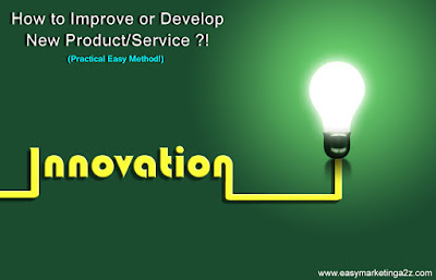 Innovation & Product Service development