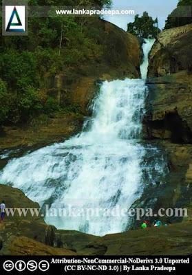 Bopath Ella Falls, Sri Lanka