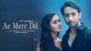 Ae Mere Dil Lyrics :- Abhay Jodhpurkar   Shaheer & Tejasswi
