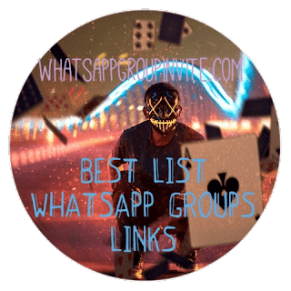 LIST WHATSAPP GROUP LINKS