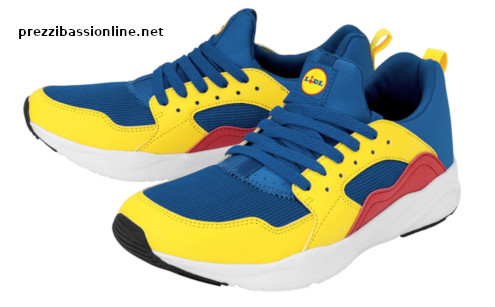 scarpe ginnastica sneakers lidl