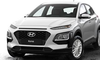 Pembelian Hyundai Kona dengan Harga pada Tahun 2019