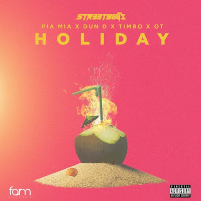 Streetbeatz teams up with Dun D & Timbo To Deliver Summer Anthem 'Holiday'
