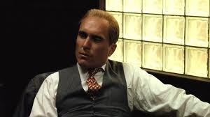 Robert Duvall as Tom Hagen in The Godfather, Directed by Francis Ford Coppola