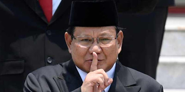 Ditanya Anggaran Alutsista Rp 1.750 T, Prabowo Subianto: Kok Kamu Lebih Tahu?