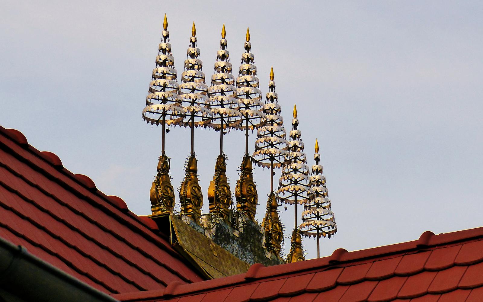 WAT LAO Roubaix - Toit du Temple.