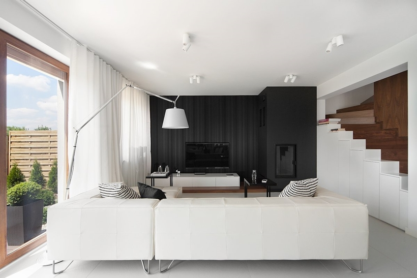 Contemporary Interior Designs For Small Homes | Ideasidea