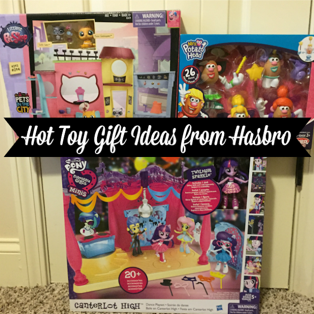 Hasbro Toy Gift Ideas + Cyber Monday Amazon Deal