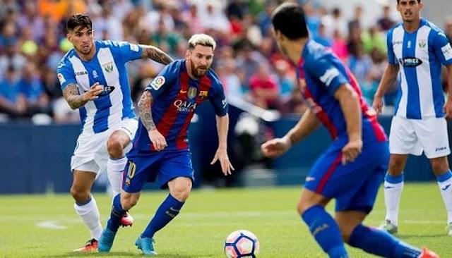 Barcelona vs Leganes en vivo