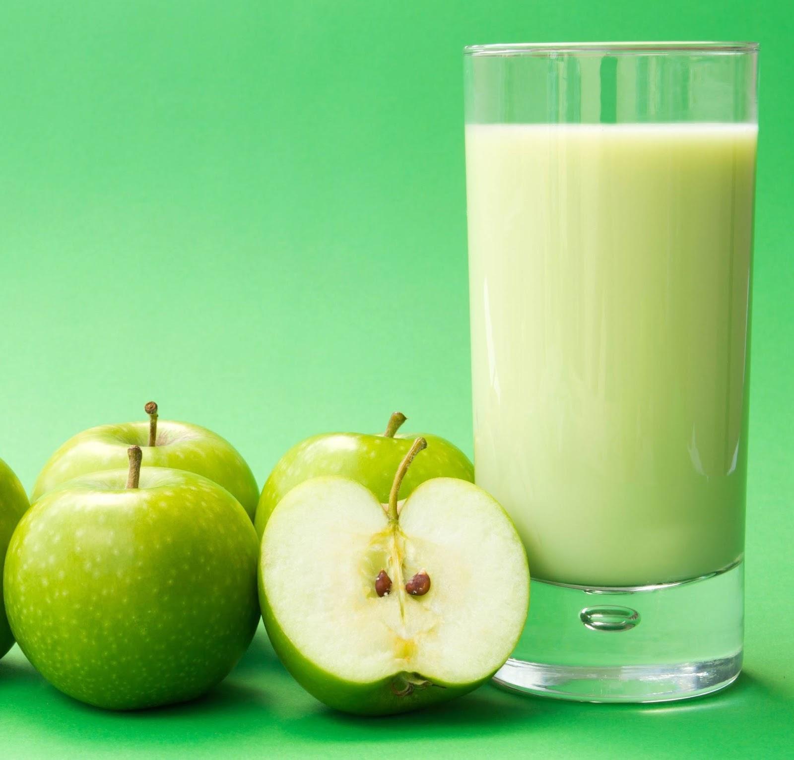 Minuman Sehat Cara Membuat Jus Apel Sehat Beserta