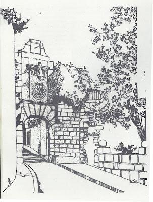 Arco de Santa María, Hondarribia. José Luis Noain