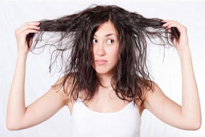 errores con el cabello