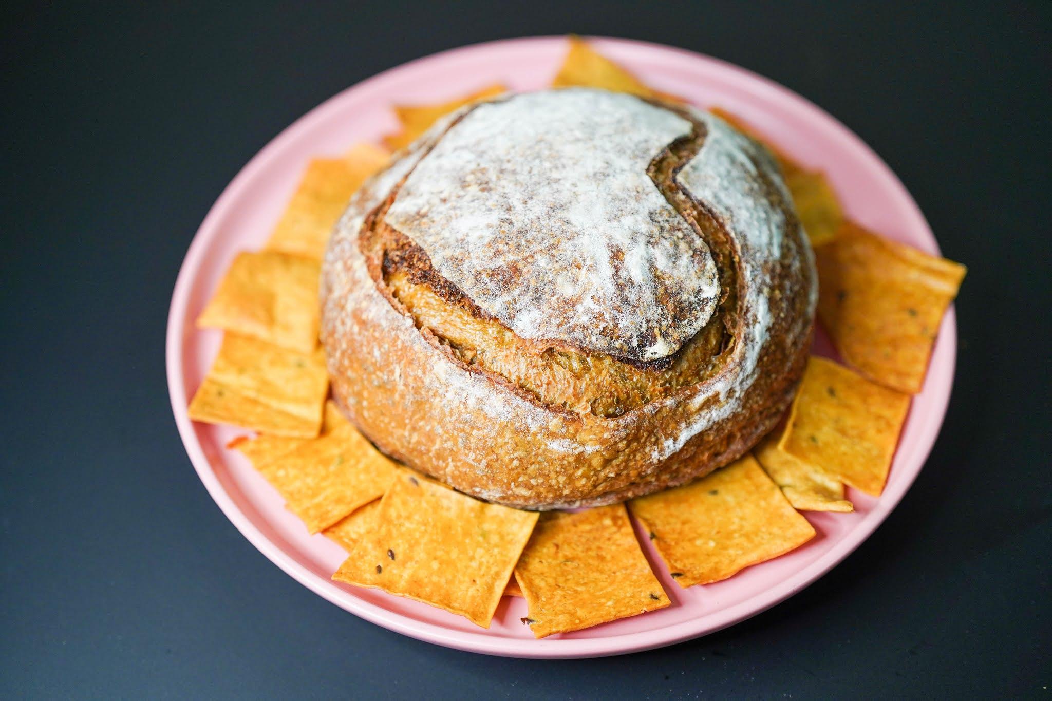 gugubakes: cny huat beet sourdough bread