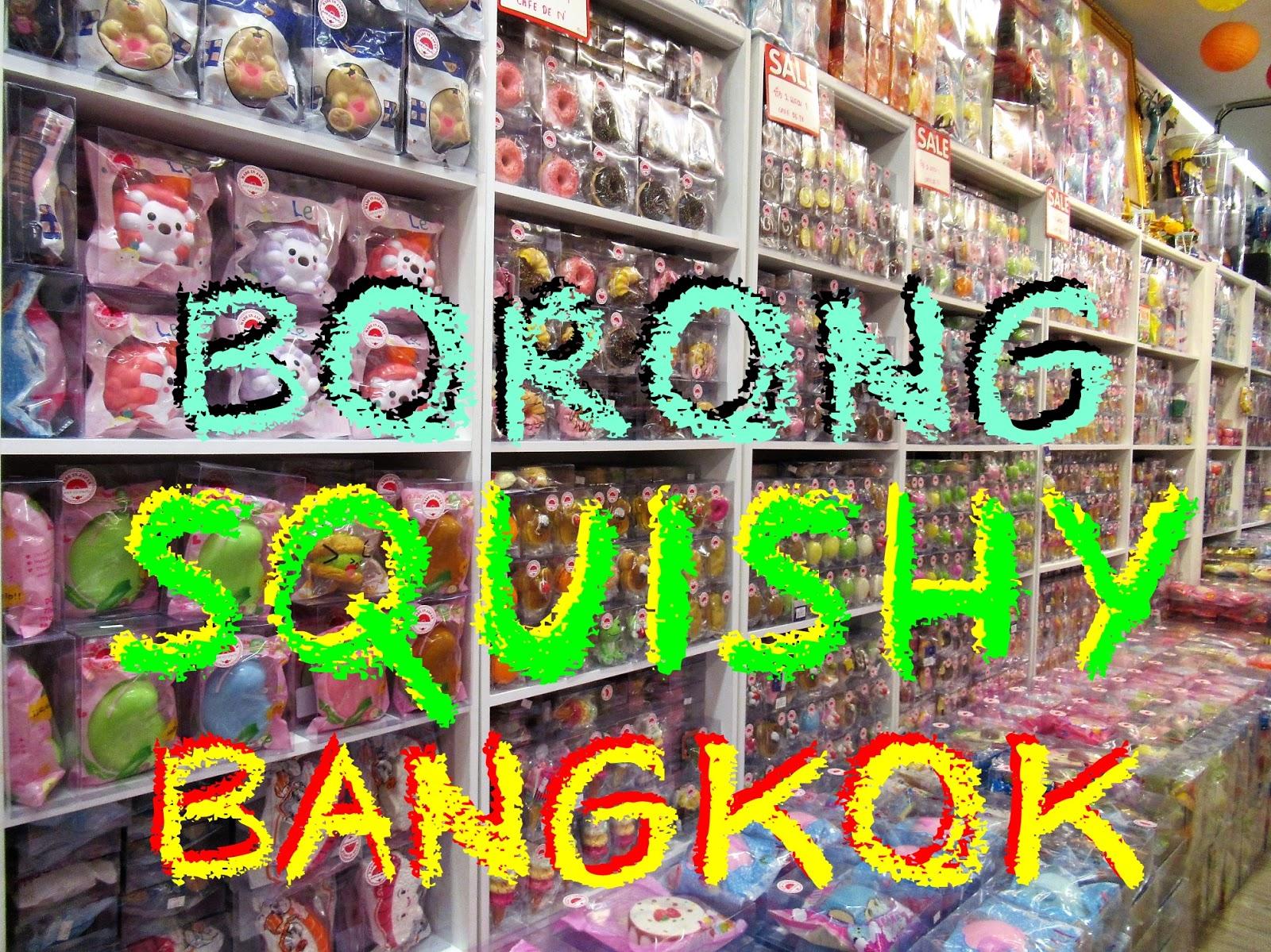 Squishy Di Bangkok : October 2017 ~ ASISTEN LIBURAN