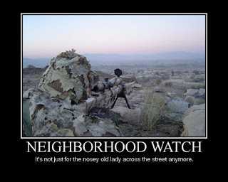 Nosey neighbors are the worst