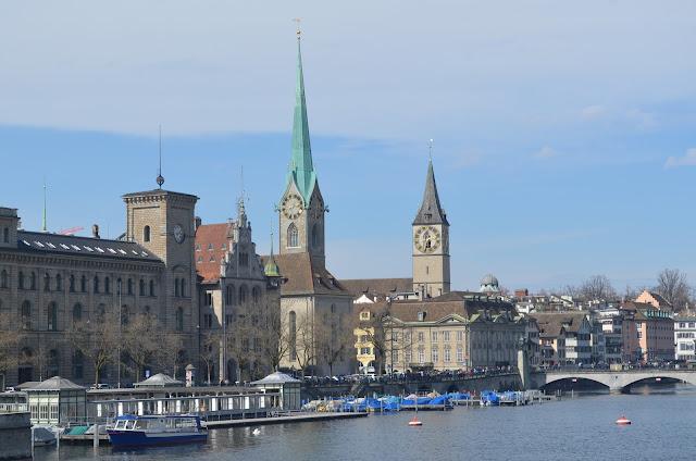 Onde ficar hospedado em Zurich