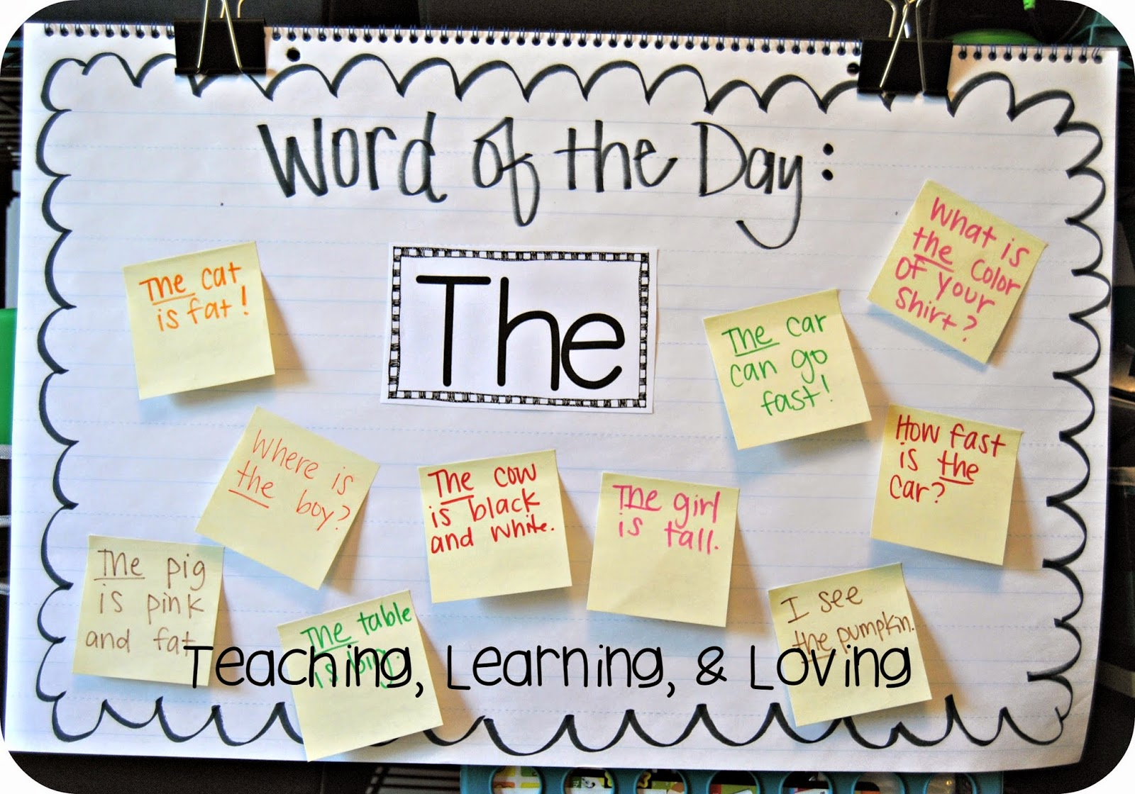 Teaching, Learning, & Loving: 25 Ways to Teach Sight Words!