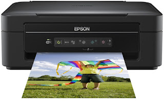 Printing photographs together with color images of fifty-fifty overstep character Epson Expression Home XP-207 Drivers Download