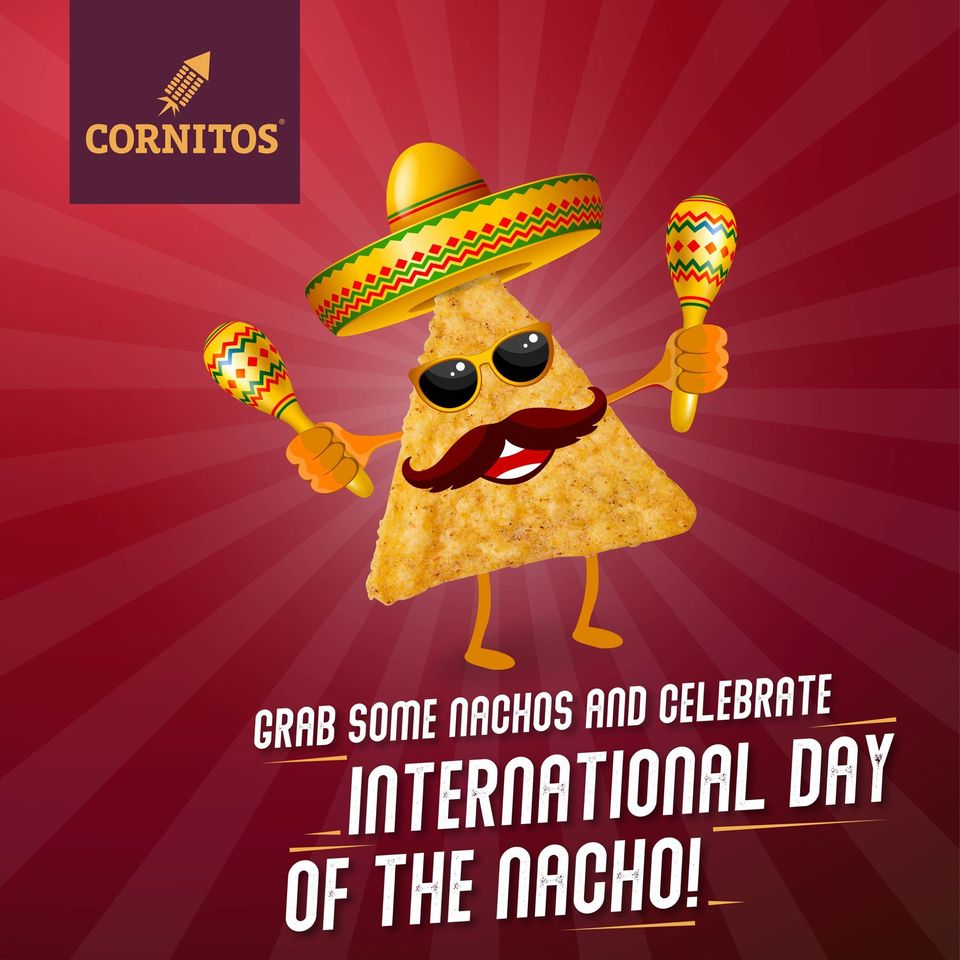 International Day of the Nacho Wishes Lovely Pics