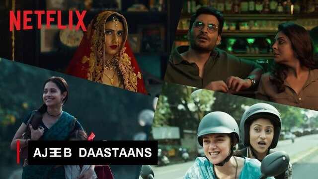 Ajeeb Daastaans Full Movie Watch Download Online Free
