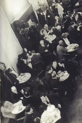 Berlin - Romanisches cafe - 1928