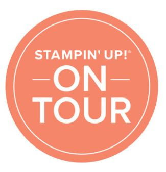 Logo for Stampin' Up! OnTour Event coming April 2021