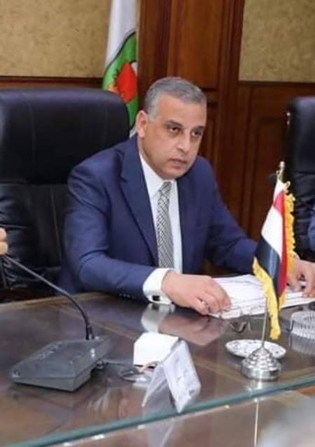 مديرية الصحه محافظ سوهاج  يساند  القطاع الصحي ويعمل على تذليل العقبات