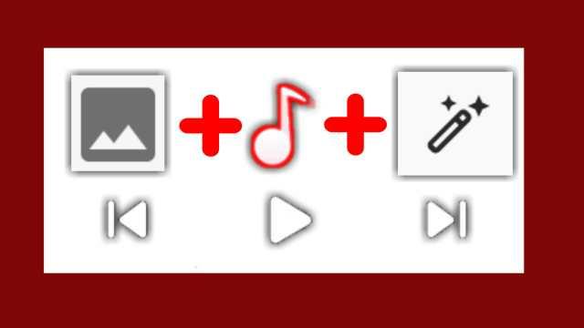 Cara Membuat Video Foto + Lagu Ber-Efek di HP Android Dengan Mudah