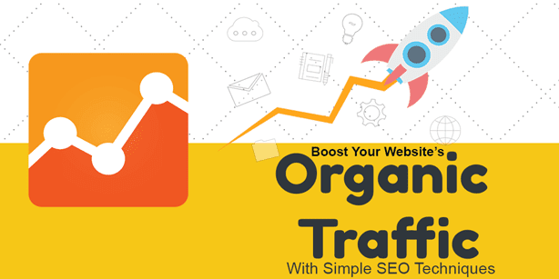 Increase Organic Search Traffic To Your Website