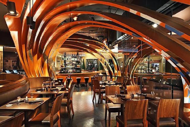 Restaurante Sushi Samba em Las Vegas
