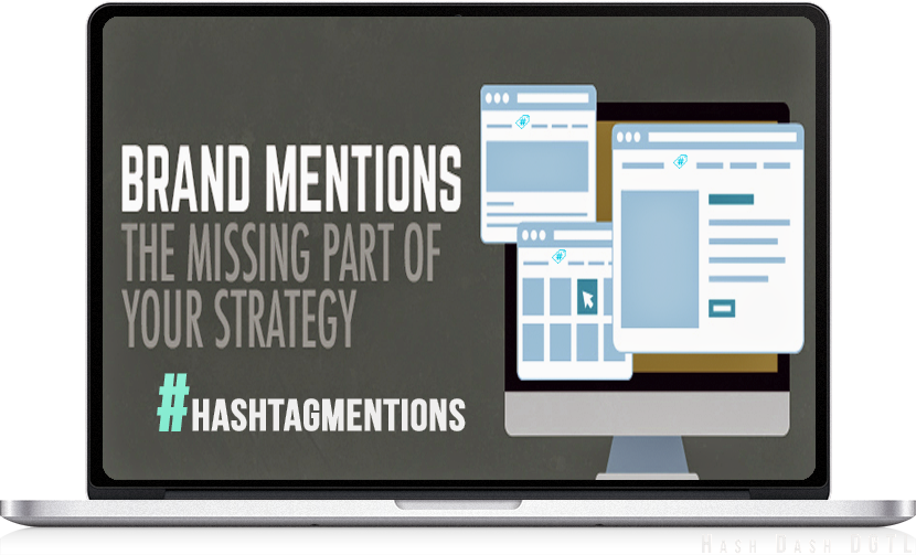 brand mentions // the missing part of your branding story // http://goo.gl/MochNd // @blogantly for @blogs4bytes on #branding