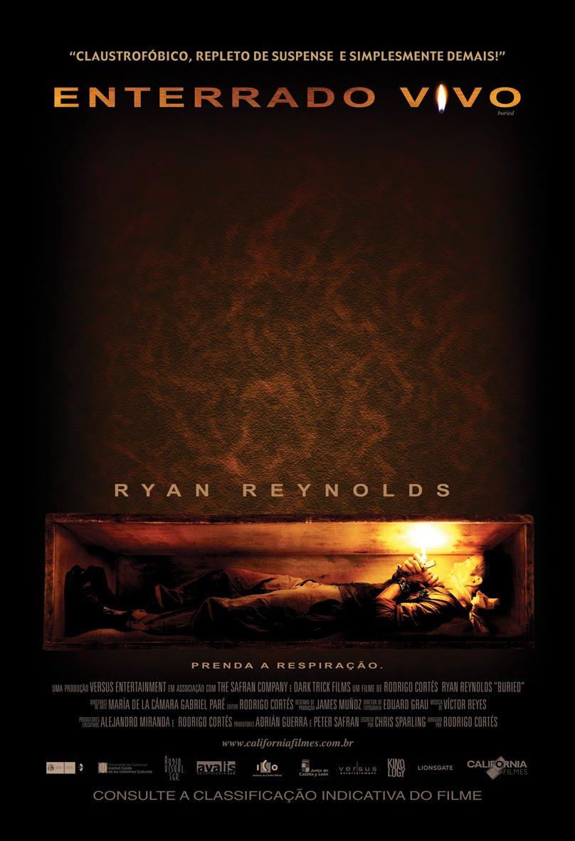 Poster do filme Enterrado Vivo