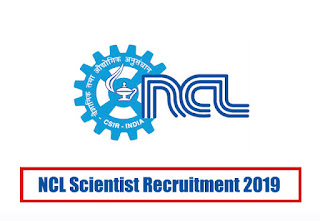 NCL Scientist Recruitment