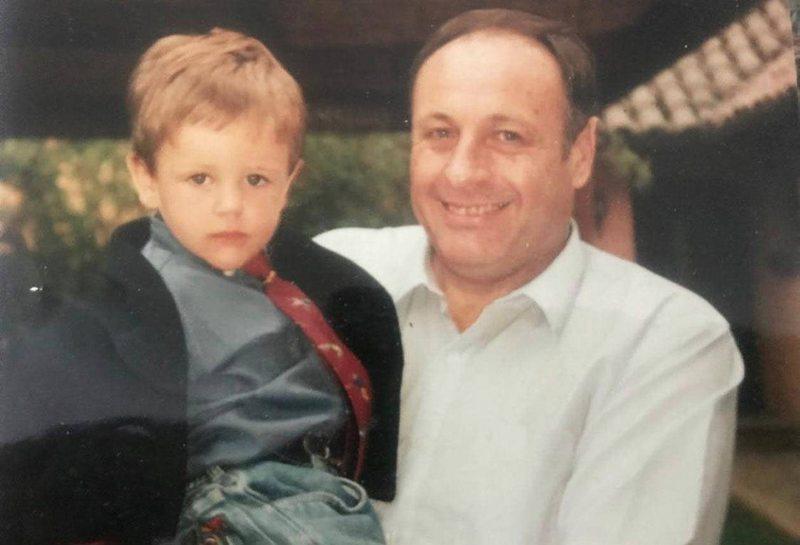 Gonzalo Fouillioux cuenta los momentos dulces y amargos que vivió con su padre