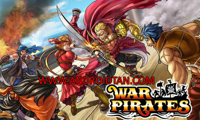 Download War Pirates Mod Apk v2.1.1.6 Android Terbaru 2017