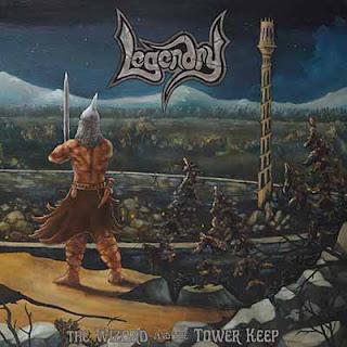 """Το βίντεο των Legendry για το """"Vindicator"""" από το album """"The Wizard and the Tower Keep"""""""