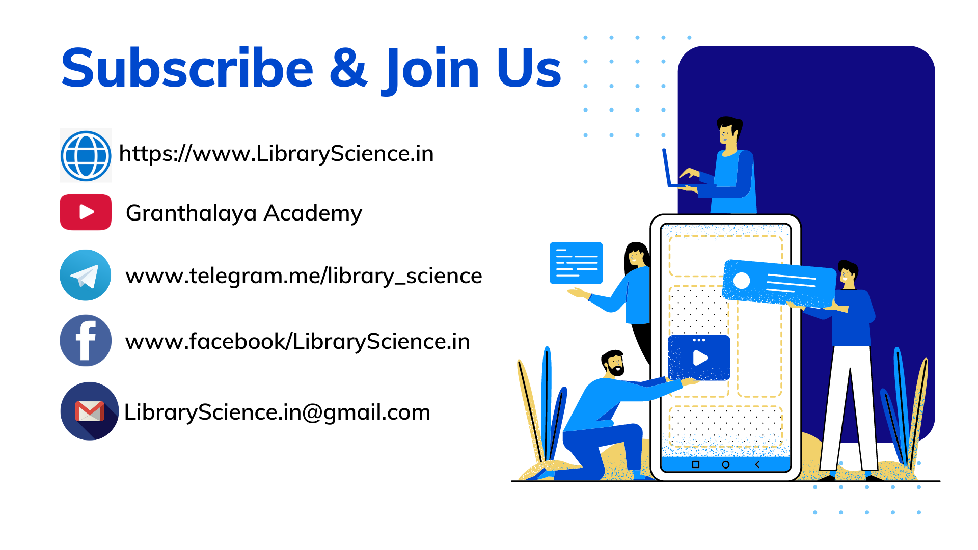 Library Science Group