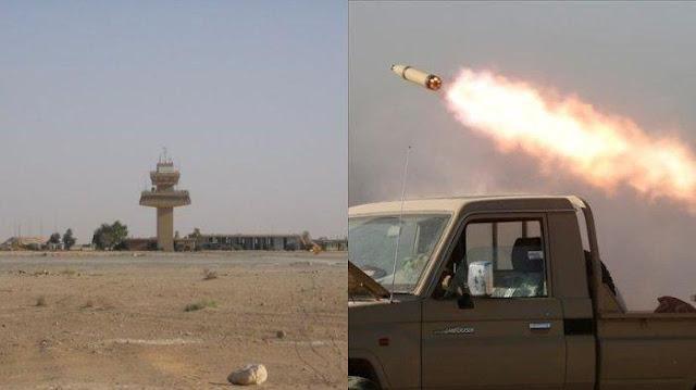 Roket-Roket Berjatuhan di Pangkalan Taji Irak